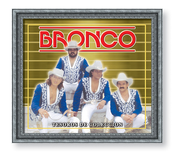 Bronco (Tesoros De Coleccion 3CDs) Sony-671087