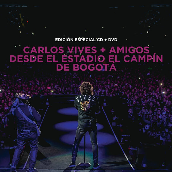 Carlos Vives (CD+DVD