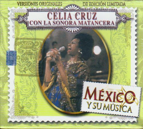 Celia Cruz (3CDs Mexico Y Su Musica) Peerless-7237728