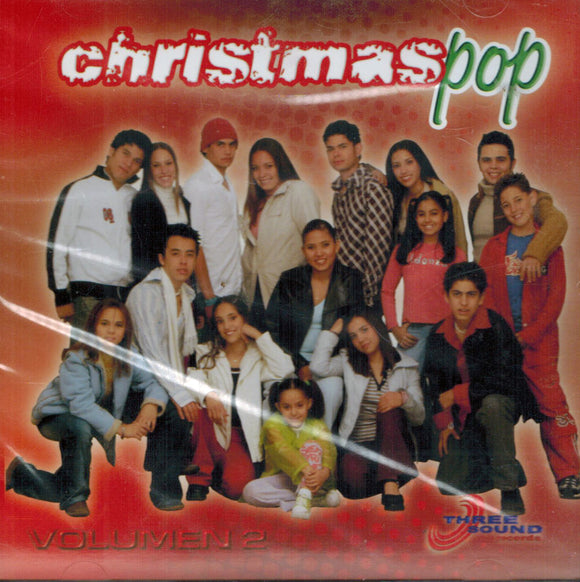 Christmas Pop Volumen 2 TSRCD-038