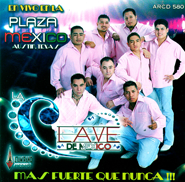 Clave De Mexico (CD En Vivo Desde La Plaza Mexico) AR-580