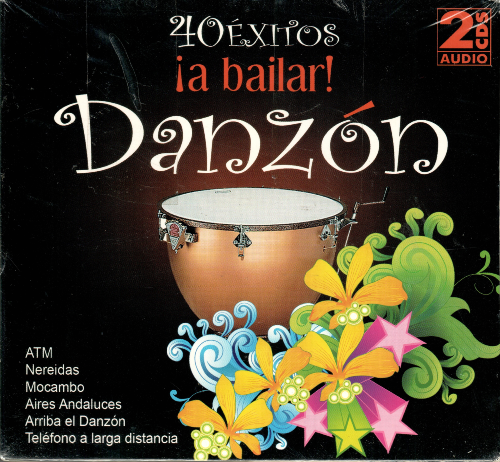 A Bailar Danzon (40 Exitos 2CDs) Cd2c-5747