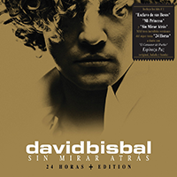 David Bisbal (CD Sin Mirar Atras - 24 Horas Edition) UNIV-272016 N/AZ