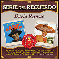 David Reynoso (CD Serie Del Recuerdo) Sony-518849