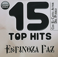 Espinoza Paz (15 Top Hits) Univ-5334310