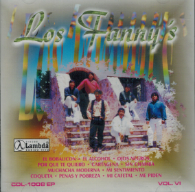 Los Fannys (CD El Bobalicon Volumen 6) CDL-1008