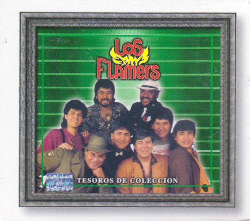 Flamers (Tesoros De Coleccion 3CDs) Sony-676540
