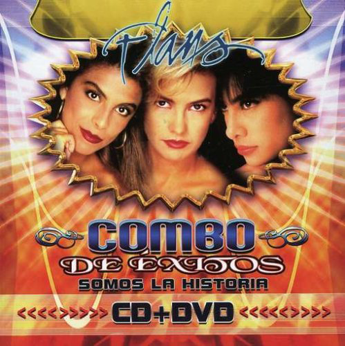 Flans (Combo De Exitos CD+DVD) Univ-7519