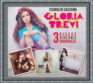 Gloria Trevi (Tesoros De Coleccion 3 Cds) Sony-590111