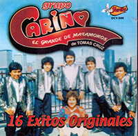 Grupo Carino (CD16 Exitos Originales) DCY-304