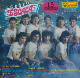 Grupo Escala (CD 15 Exitos Volumen 1) CDL-109