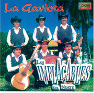 Implacables Del Norte (CD La Gaviota) ARCD-065