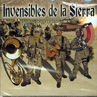 Invensibles De La Sierra (CD 100% Sierreno) SC-001