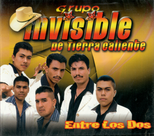 Grupo Invisible (CD Entre Los Dos) VECD-1772 n/az
