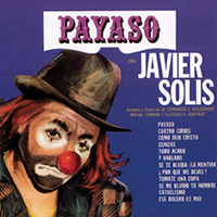 Javier Solis (CD Payaso) Sony-887654184627