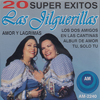 Jilguerillas  (CD 20 Super Exitos) CDAM-2240
