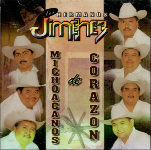 Hermanos Jimenez (CD Michoacanos de Corazon) 7509978593949