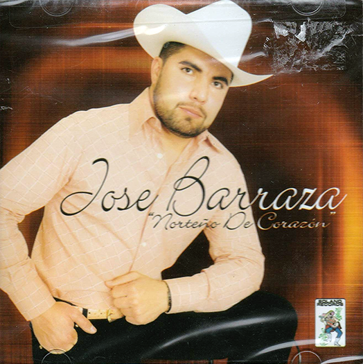Jose Barraza (Norteno De Corazon) SRCD-110