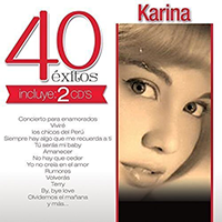 Karina (40 Exitos 2CDs) Wea-601197