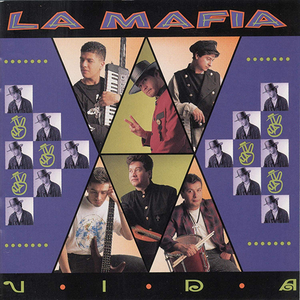 La Mafia (CD Vida) Sony-81215