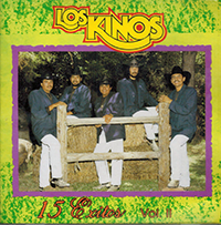 Los Kinos (CD 15 Exitos Volumen 2) MAR-391