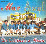 Conjunto Mar Azul (CD De California A Mexico) AR-319