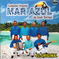 Conjunto Mar Azul (CD El Original) AMS-717