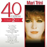 Mari Trini (2CDs 40 Exitos) Warner-825646013258