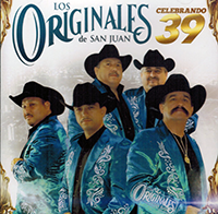 Los Originales De San Juan (CD Celebrando 39) MM-3531
