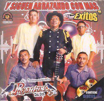 Pajaritos Del Sur (Y Siguen Arrazando Con Mas Exitos CD+DVD) ARC-291