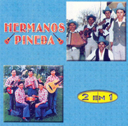 Hermanos Pineda (CD 20 Exitos Serie 2 En 1 Volumen 2) AR-293