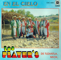 Players De Tuzantla (CD En El Cielo) CDC-2080