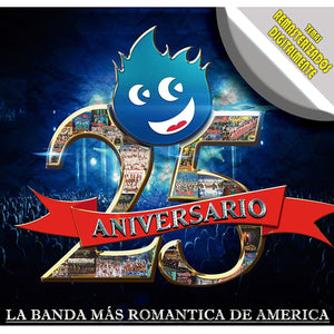 Pequenos Musical (25 Aniversario 2CD Warner 6874254)