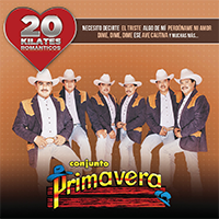 Primavera (CD 20 Kilates Romanticos) UNIV-22616
