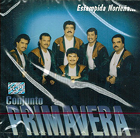 Primavera (CD Estampida Nortena) Joey-3440