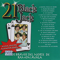 Ramon Ayala (CD 21 Black Jack Verde) Emi-973821