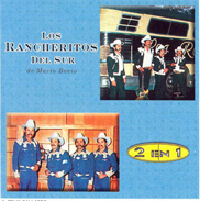 Rancheritos Del Sur (CD Serie 2en1 Volumen 3) AR-296