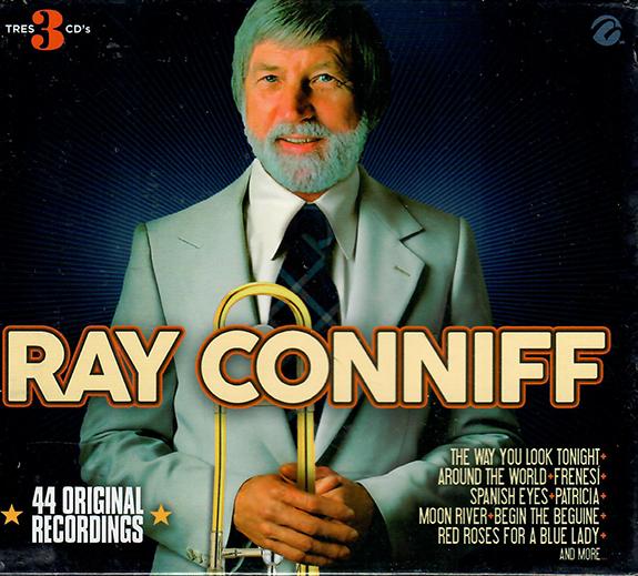 Ray Conniff (44 Original Recordings 3CDs) Multi-08525