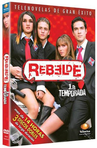 Rebelde 1a Temporada: First Season (Enrique Rocha (Actor), Juan Ferrara (Actor)