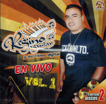 Regino Aguilar (En Vivo Volumen 1) CD/DVD ARC-319