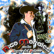 Rigo Morales (CD 15 Exitos Volumen 4) AR-193