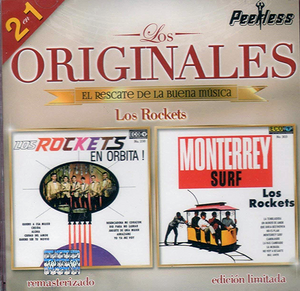 Rockets, Los (CD Los Originales 2en1) Peerless-605335