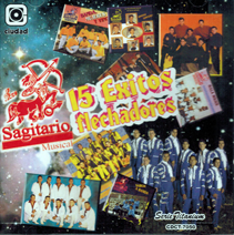 Sagitario Musical (CD 15 Exitos Flechadores) Cdct-7050