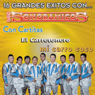 Sonoramicos, Los (CD 16 Grandes Exitos) AR-368
