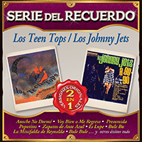 Teen Tops (CD Los Johnny Jets Serie Del Recuerdo) Sony 517721