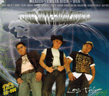 Los Telez (CD+DVD Tour Internacional) Dvdt-7509768130965