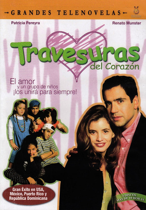 Travesuras Del Corazon (Patricia Pereyra (Actor), Penato Munster (Actor),