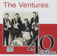 The Ventures (2CDs 40 Exitos) EMI-5099952232725
