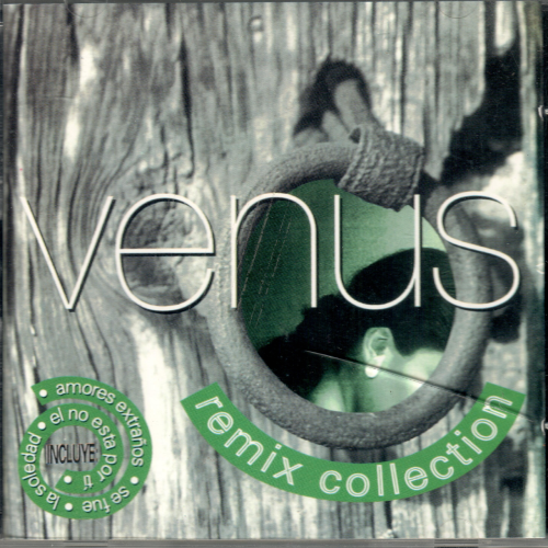 Venus (Remix Collection) EMI-33800 N/AZ