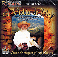 El Violin De Mejo (CD El Mono Colorado) ARC-199